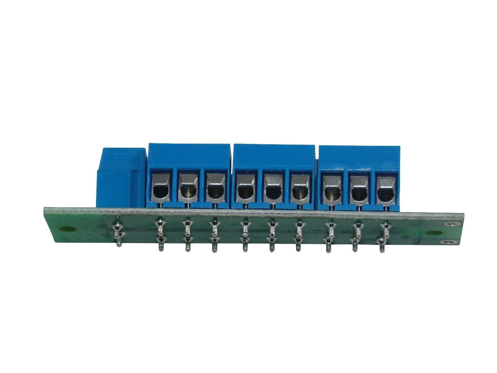 Model Railway Power Distribution Board DCC or DC compatible with mounting  kit